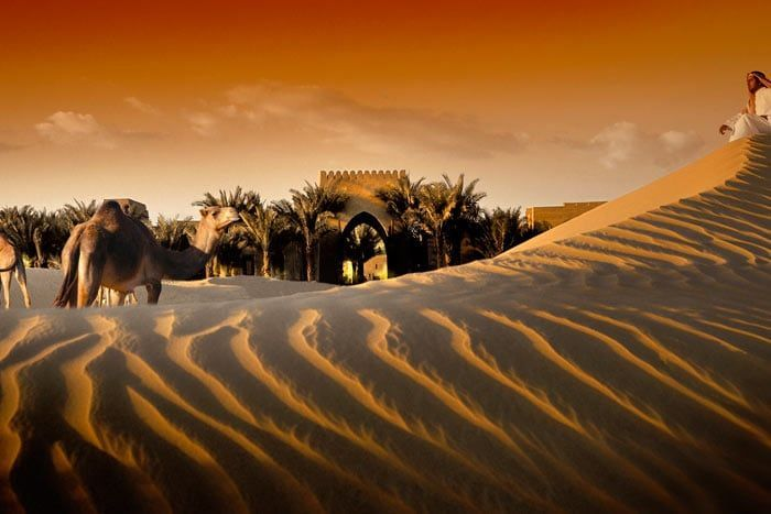 photo bab al shams desert resort & spa