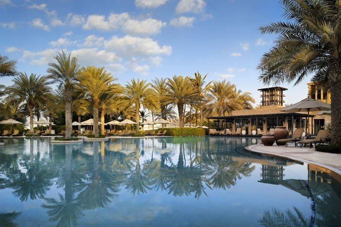 Hôtel One&Only Royal Mirage - Arabian Court 5* Luxe, Dubaï