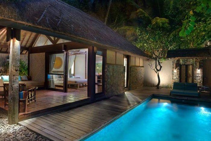villa akasha avec piscine