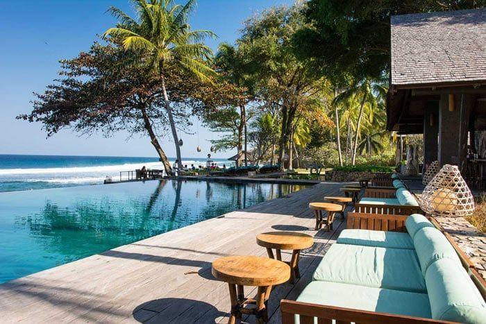 Hôtel Jeeva Klui Resort, Indonésie