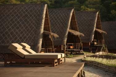 Un endroit idéal pour séjourner au calme après un circuit à Bali par exemple !