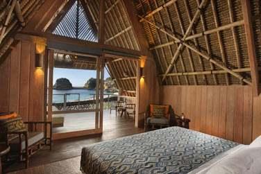 Une déco très nature pour ces bungalows de 60 m²