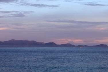 Et face à la mer...