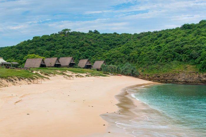 Hôtel Jeeva Beloam Beach Camp, Indonésie