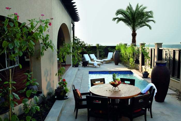 villa famille anantara 2 chambres avec piscine