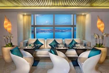 Le restaurant La Mer pour déguster poissons et fruits de mer fraîchement pêchés