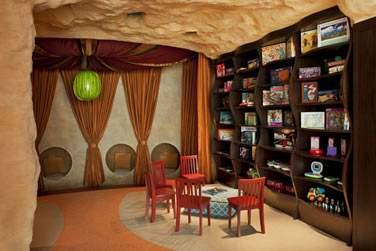 Le Sandcastle Club accueille vos enfants et leur propose tout un programme d'activités