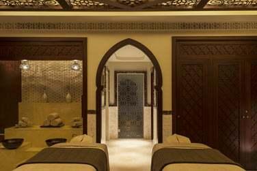 Le spa dispose de 12 salles de traitement