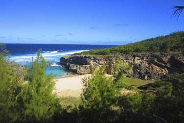 Admirez les paysages extraordinaires d'une ile encore si préservée
