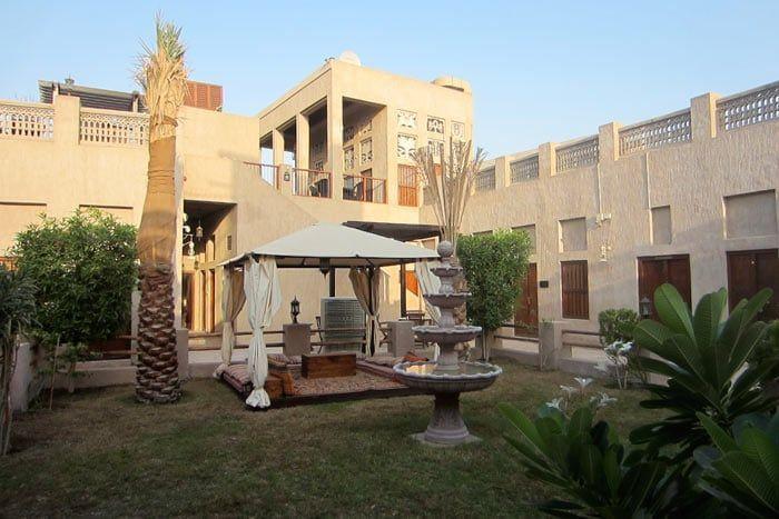 Hôtel Barjeel Heritage Guest House, Dubaï