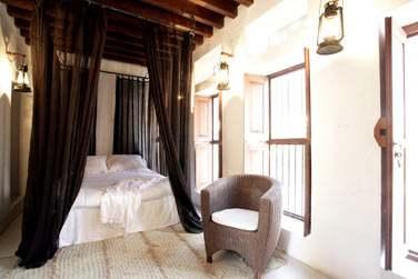 La chambre Deluxe N°1, très cosy et toujours très prisée... Elle est située à l'étage