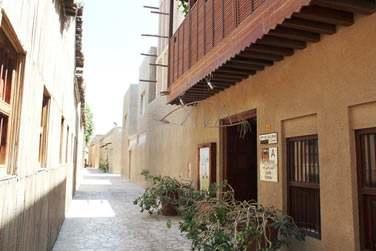 Bienvenue à l'hôtel XVA Art Hotel, au coeur de Bastakia Heritage Village dans le Vieux Dubaï
