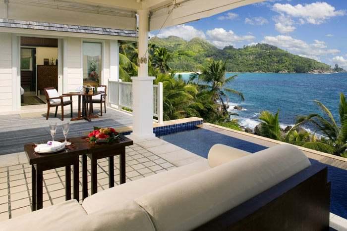intendance bay view pool villa