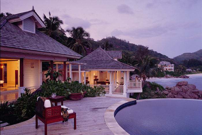 royal banyan ocean view pool villa - 1 chambre