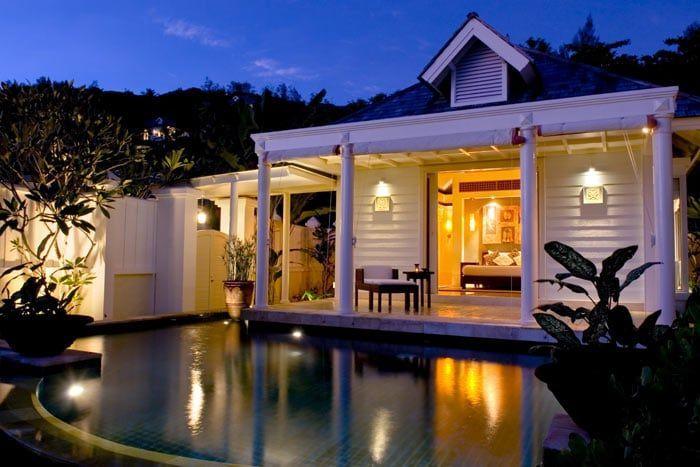 royal banyan ocean view pool villa - 2 chambres