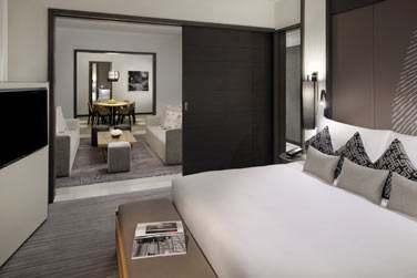 La chambre de la Suite Boulevard