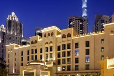L'hôtel jouit d'une situation exceptionnelle pour vivre l'effervescence de Dubai