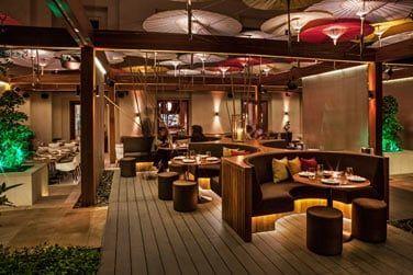 Restaurant Toko pour un voyage culinaire aux couleurs japonaises