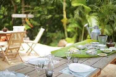Découvrez les saveurs mauriciennes en plein air et en toute convivialité