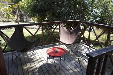 Profitez de votre terrasse pour vous relaxer...