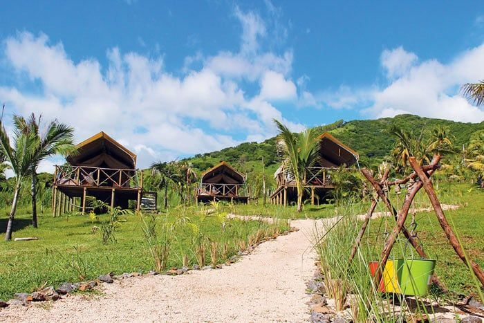 H�tel Otentic Eco Tent Experience, Ile Maurice