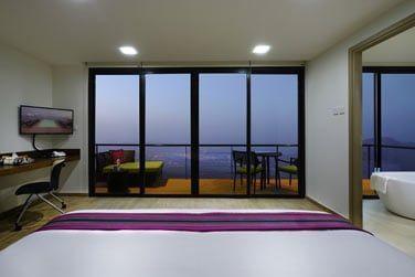 Votre chambre à la décoration contemporaine