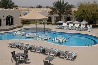 Séjournez à l'hôtel Falaj Daris