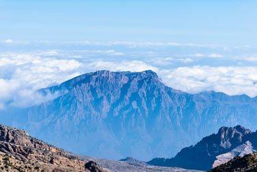 En haut des montagnes vous aurez des points de vue à couper le souffle