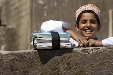 Une manière de découvrir l'hospitalité omanaise et la gentillesse de ses habitants