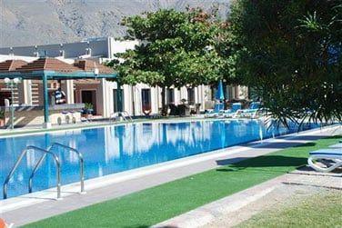 Une adresse 4*, avec piscine