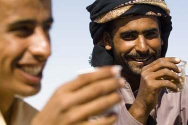 Et partirez à la rencontre d'une famille bédouine afin de découvrir leur mode de vie