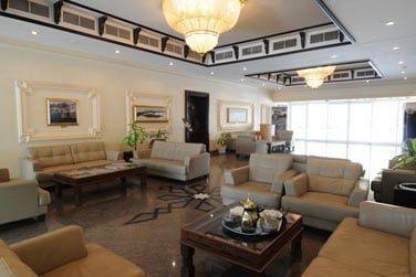 A Nizwa, l'hôtel Falaj Daris