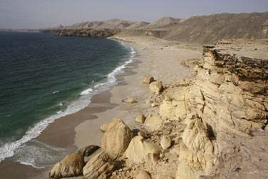 Puis, route vers la côte est et ses plages préservées