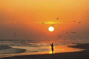 Le sud d'Oman offre des paysages d'une très grande variété, de belles plages et de fabuleux couchers de soleil