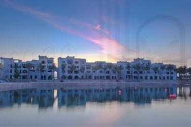 Bienvenue au Juweira Boutique Hotel, situé au coeur d'une toute nouvelle marina