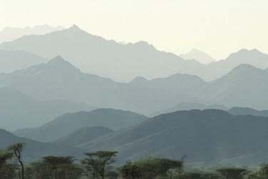 Les montagnes en toile de fond... Pour des escapades et randonnées en pleine nature
