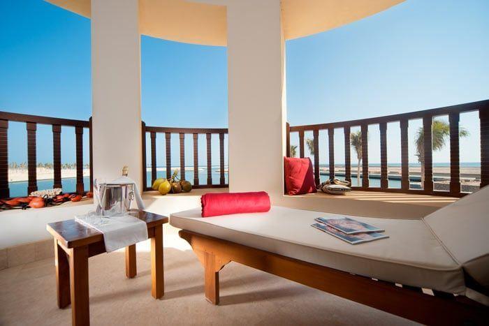 Hôtel Juweira Boutique Hotel 4*, Oman