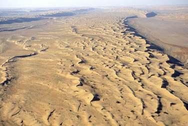 Le désert d'Oman offre des paysages de toute beauté !