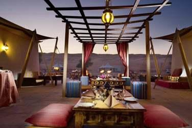 Un dîner sous les étoiles... au coeur des dunes, une expérience mémorable