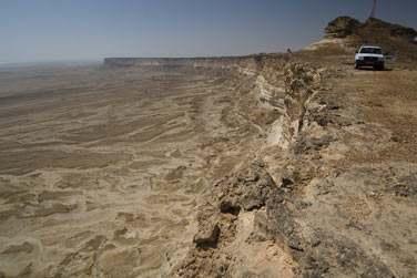 Rendez-vous au Wadi Ash en 4x4 pour découvrir de fabuleux paysages