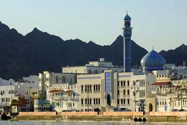 Profitez de votre séjour à Oman pour découvrir la très belle capitale Mascate