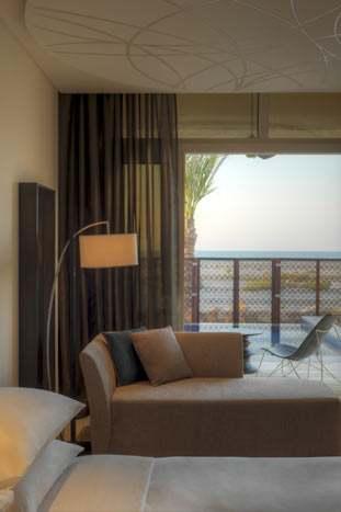 suite 2 chambres vue plage