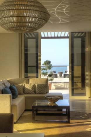suite park terrasse