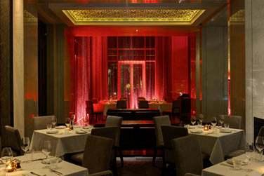 Le restaurant Park Bar & Grill pour déguster de succulentes viandes grillées ou plats asiatiques