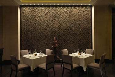 Intérieur design et tendance au restaurant Park Bar & Grill