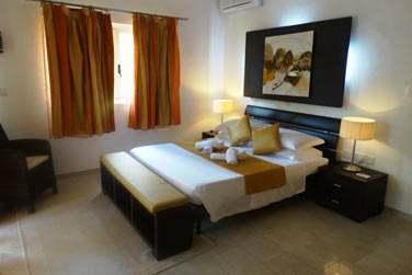 Décoration soignée pour les chambres des appartements
