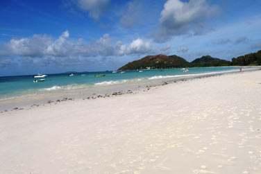 Bienvenue à Praslin, l'une des îles principales des Seychelles !
