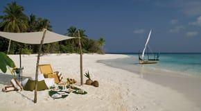 Combin� Duba�/Maldives - Charme & Lagon