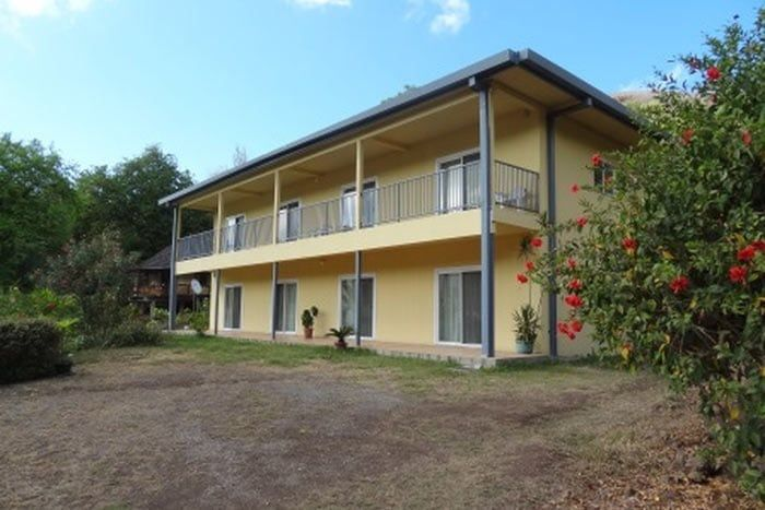 Hôtel Pension He'e Tai Inn - Nuku Hiva, Polynésie