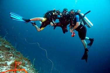 Zanzibar est une île fantastique pour la plongée alors profitez-en !